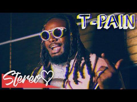 T-Pain - Girlfriend (feat. G-Eazy) [Lyrics]