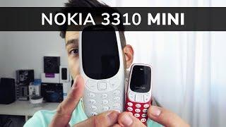 L8star Bm10 / NEW NOKIA 3310 MINI (Unboxing + Review) | Techupdate