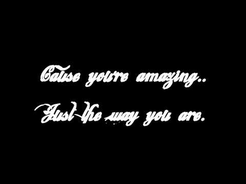 Just The Way You Are by Bruno Mars |Lyric Video|