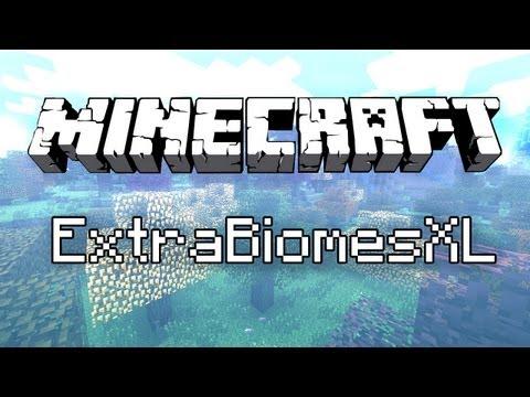 ExtraBiomesXL Minecraft Mod Spotlight (by MisterFiber)