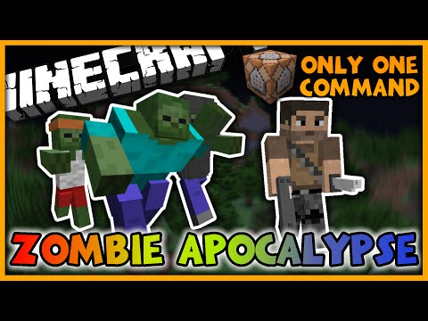 minecraft zombie apocalypse server 1.13.2
