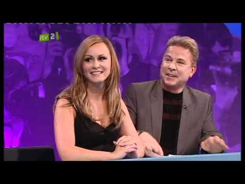 Chanelle Hayes on Celebrity Juice - 18th March 2009