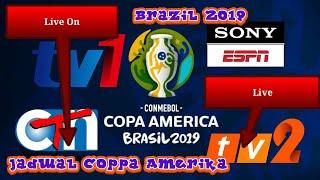 copa america 2019 live streaming channel espn - TH-Clip
