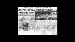 Collisione navi Etna e Castore