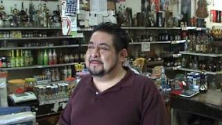 preview picture of video 'Our Compadre Eric at Vazquez in Sonoyta, Mexico, Talks About the Border Issues'