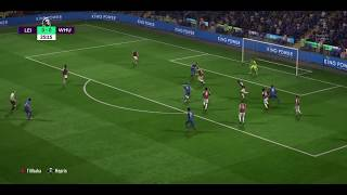 PREMIER LEAGUE HIGHLIGHTS AND GOALS LEICESTER CITY - WEST HAM UNITED FIFA 18