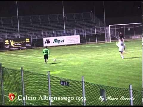 Preview video COPPA VENETO:ALBIGNASEGO CALCIO - CAPPELLA MAGGIORE 0-0 (27.03.2013)