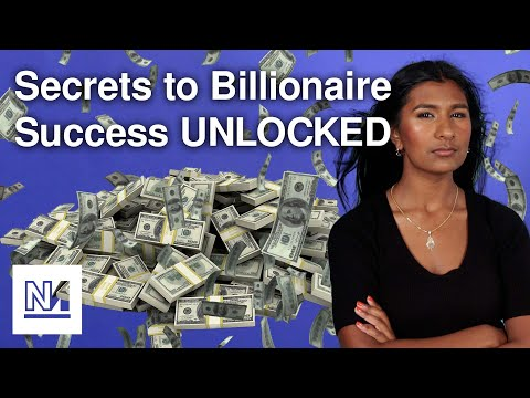 You Will Never Be A Billionaire, Here's Why.