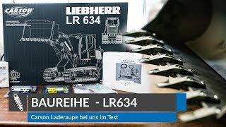 Carson Laderaupe LR 634 - Baubericht - Teil 1
