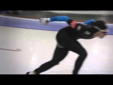 Team USA Olympian Tucker Fredricks