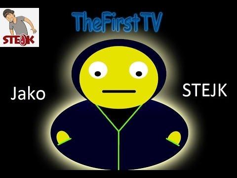 Jsem jako Stejk ?? Kvíz [CZ/SK] ||s Vojtou || TheFirst TV
