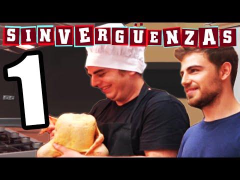 Sinvergüenzas programa 1. Viva la Sagrada Familia | Llimoo cocinero