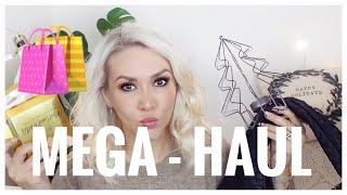 VÁNOČNÍ MEGA-HAUL - Black Friday, kabelka snů, Zara, Mango, Ikea, Yankee Candle + vánoční GA