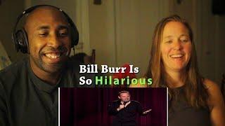 Reacting To Bill Burr On MotherHood