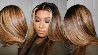 How To: Ash Blonde Patch W/ Highlights & Lowlights Your Wig