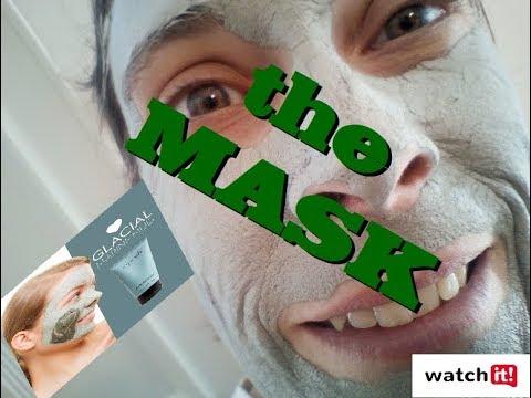 Le masque skinlajt autour des yeux