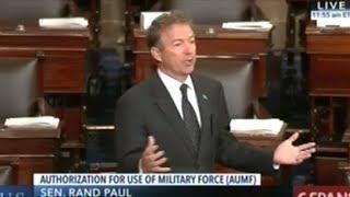 Senators KILL Rand Paul