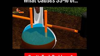 What Causes 99% Of Septic Tank Problems?