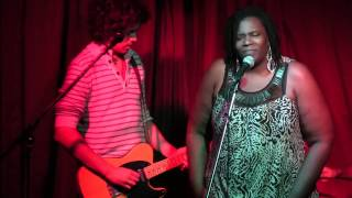 "Jordan John and The Blues Angels - with Alana Bridgewater - ""Natural Woman"""