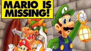 Picture of a game: Mario Is Missing!