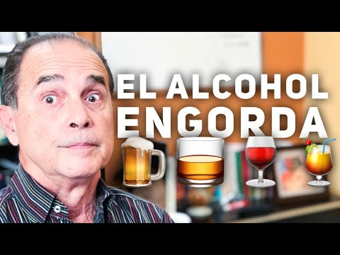 La reacción al alcohol de kolme