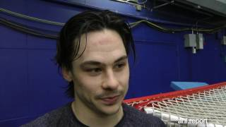 Post-game Interviews with St. John's IceCaps Hudon, De la Rose, Lefebvre