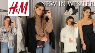 NEW IN H&M   COME SHOPPING WITH ME   AUTUMN/FALL WINTER HAUL