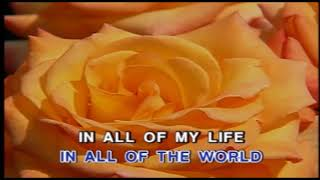 Barry Manilow   -     No Other Love  ...   KaraokeTubeBox