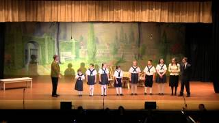 "Milford Performing Arts Center - ""The Sound of Music"" Eldeweiss Cast"