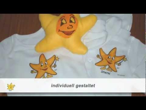 Onlineshop Babykleidung Babyschlafanzug erstlingsset mädchen erstlingsset jungen Sternikindershirts