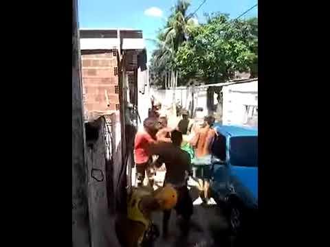 Treta Feia na Favela do Justinos no dia das Mães