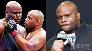 Слова Деррика Льюиса после боя против Даниэля Кормье на UFC 230
