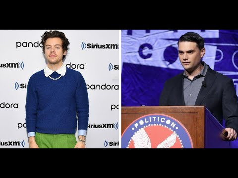 Ben Shapiro Gets Really Worked Up Over Harry Styles In A Dress
