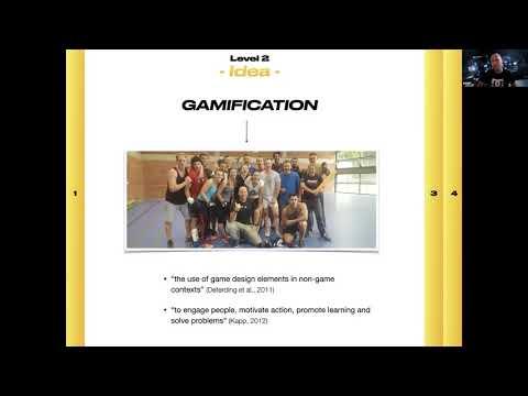 Teaching self-defense online - video talk at FROG 2020