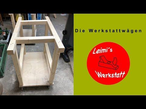 ‼️Projekt Werkstattwagen ‼️