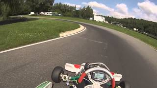 preview picture of video 'Karting Kerpen onboard'