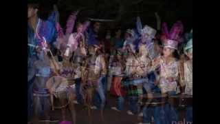 preview picture of video 'Carnavales del rio Santa Rosa de Calamuchita 2014'