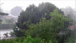 Sonido De Lluvia Real Muy Relajante ASMR
