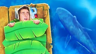 Denis Sucks At Raft - Episode 4