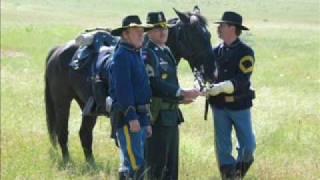 Comanchee The Brave Horse