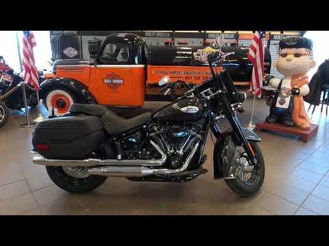 2021 Harley-Davidson® Heritage Classic 114 FLHCS