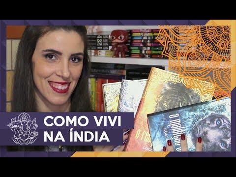 COMO VIVI NA ÍNDIA | Projeto #ImersãoCultural | Admirável Leitor