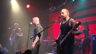 RED - The Outside (Milk Moscow, Russia 28.04.2012) HD
