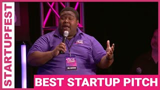 """Winner """"Best Pitch"""" Competition - Willy Green (Party on Demand)"""