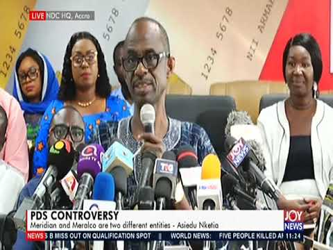 Government failed to do due diligence before transfer of assests – Asiedu Nketia (21-10-19)