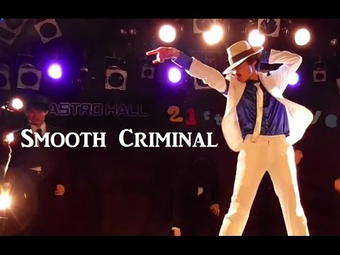 Michael Jackson -Smooth Criminal by high school students