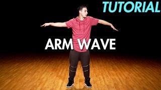How to Arm Wave (Hip Hop Dance Moves Tutorial)   Mihran Kirakosian