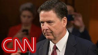 James Comey: Weasels and liars never hold the field