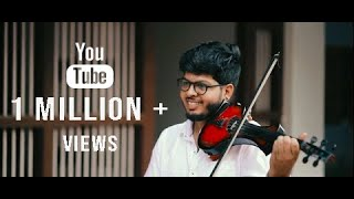 Othayadi Pathayila | Aromal Sreenivasan | Violin Covers |