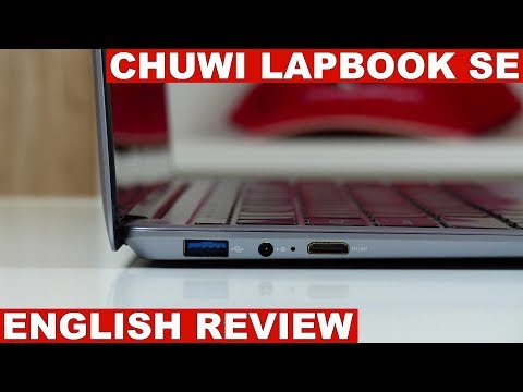 Chuwi LapBook SE Review: Great Writing Machine!
